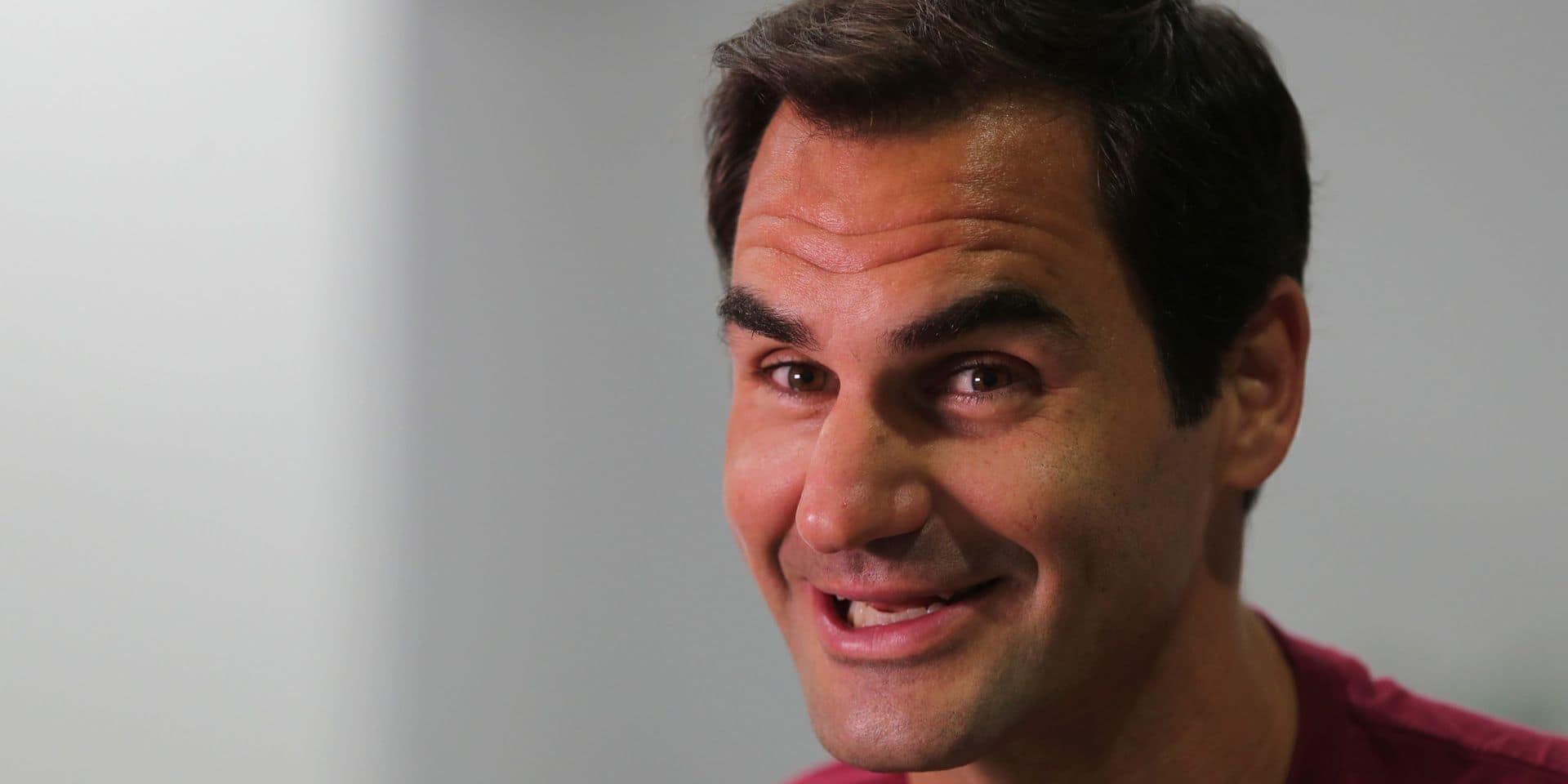Pris à partie, Federer répond aux activistes climatiques