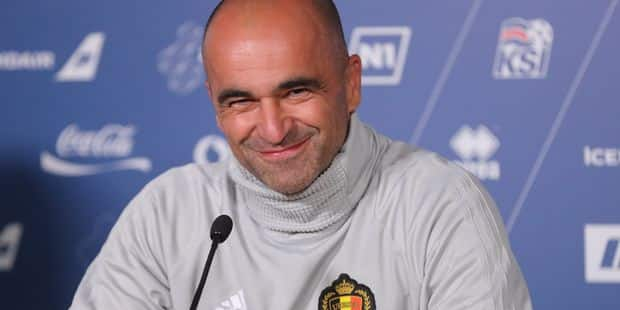 Roberto Martinez nouveau sélectionneur de la Colombie? Il répond aux rumeurs - La Libre