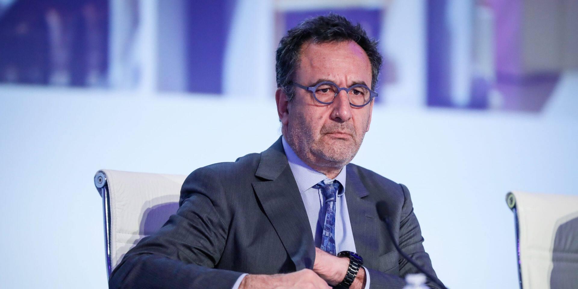 Le PDG d'Hachette Livre, Arnaud Nourry, démis de ses fonctions par son actionnaire Arnaud Lagardère