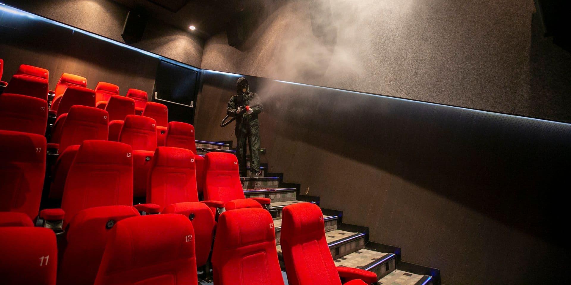 Le calendrier de réouverture des cinémas en France va-t-il inspirer la Belgique ?