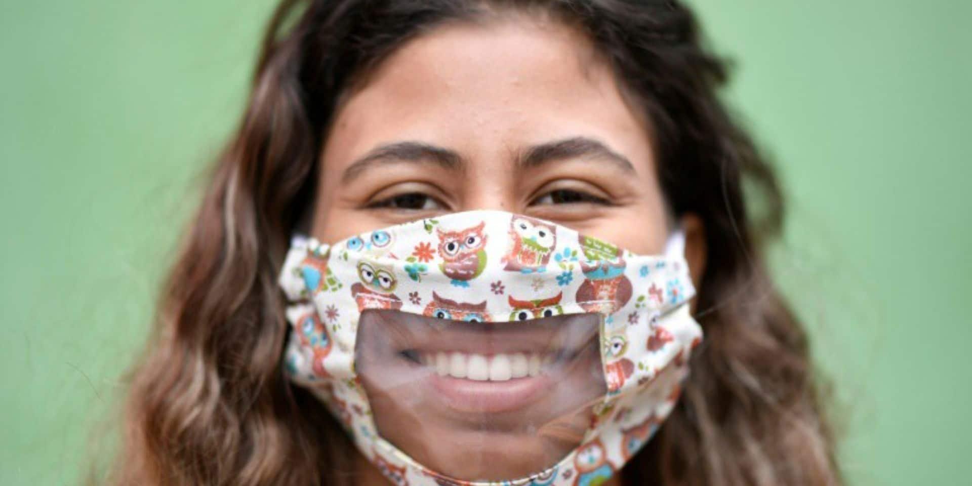 Personnes sourdes et malentendantes : les 5000 masques transparents arrivent