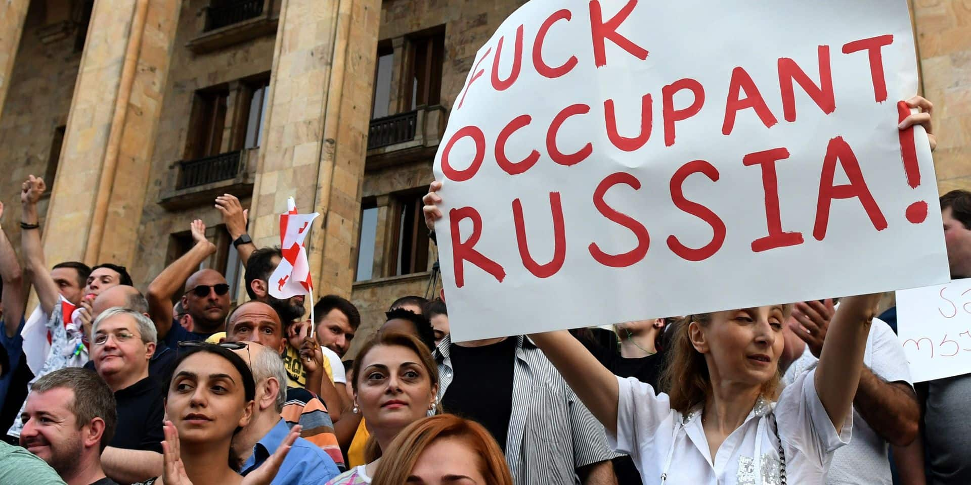 Le tourisme en Géorgie menacé par Poutine