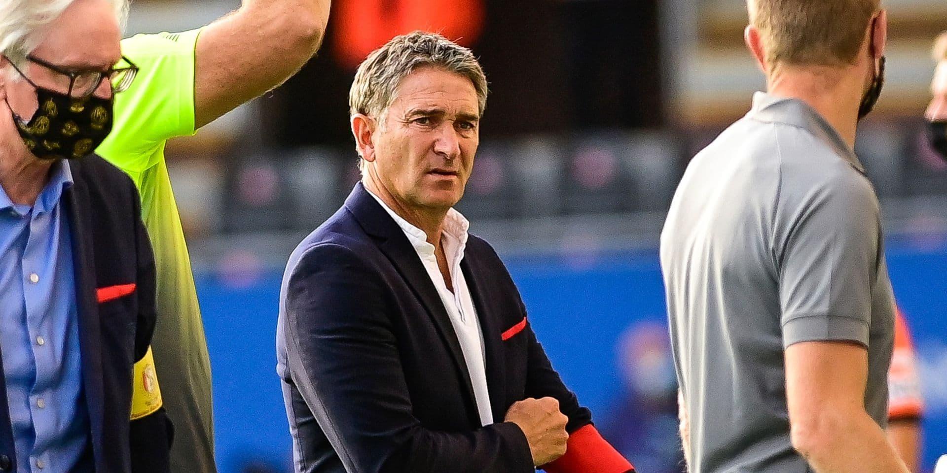 """Philippe Montanier se méfie de Vojvodina: """"On ne pourra pas rivaliser dans le défi athlétique"""""""