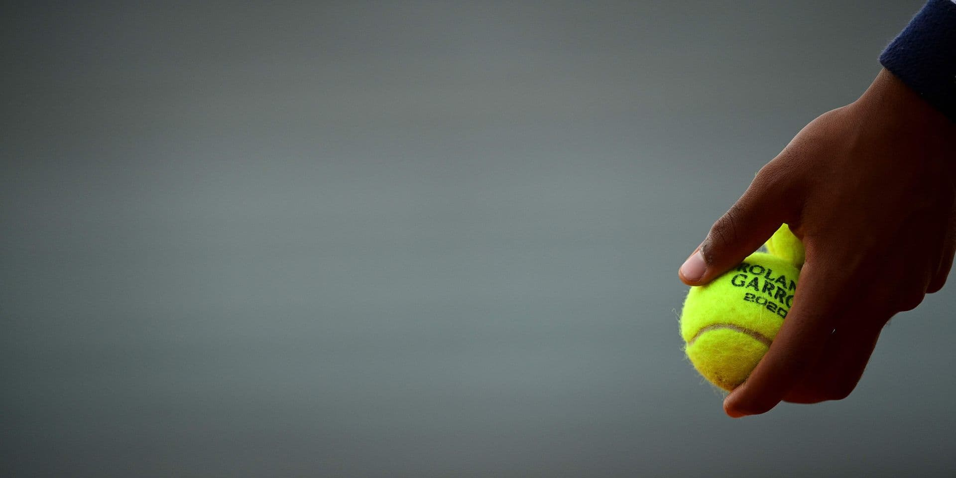 """Le """"catch"""", le petit jeu plus ou moins secret des ramasseurs de balles à Roland-Garros"""