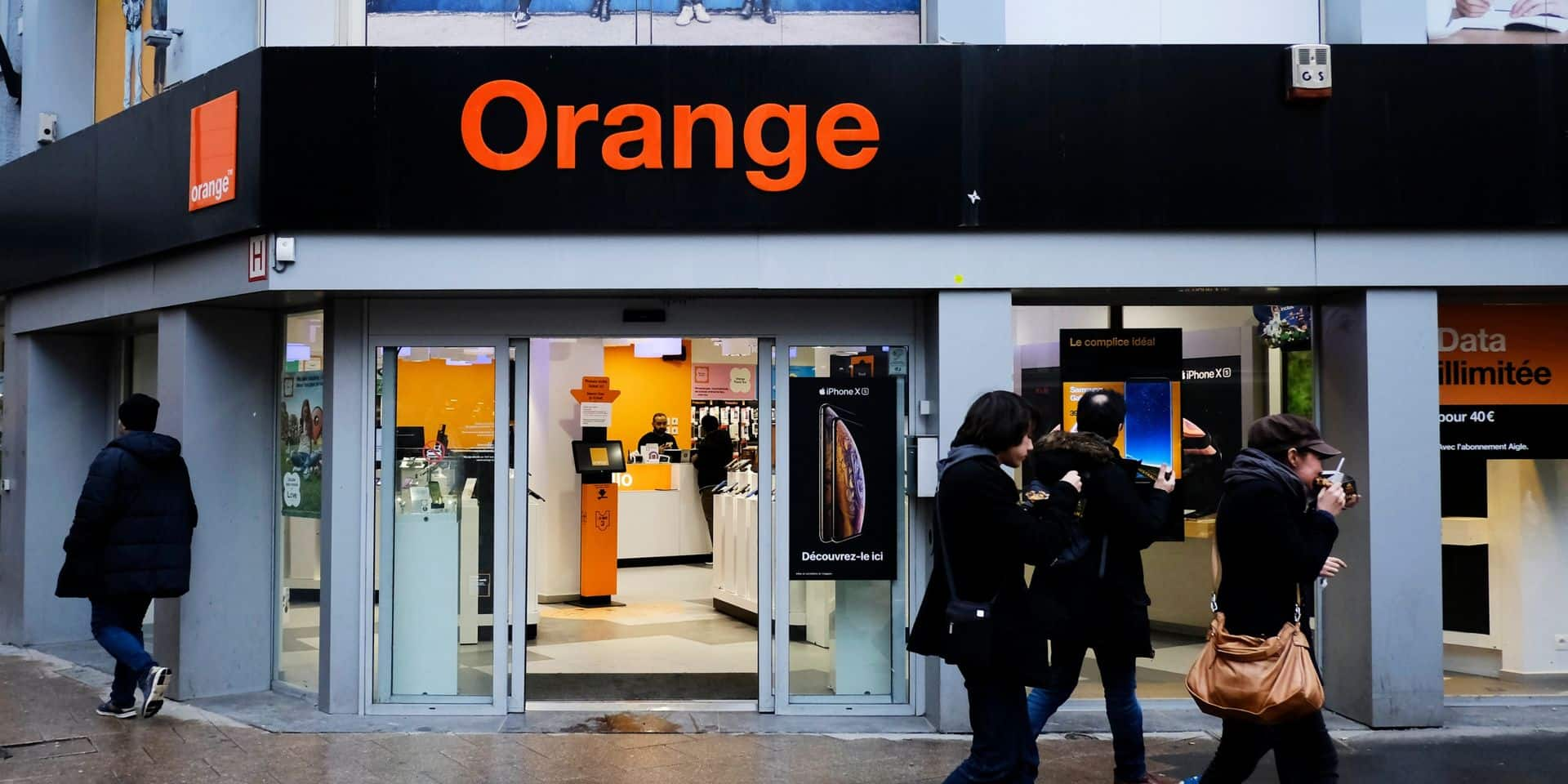 Rachat d'Orange Belgium: les actionnaires font face à la maison-mère Orange France.