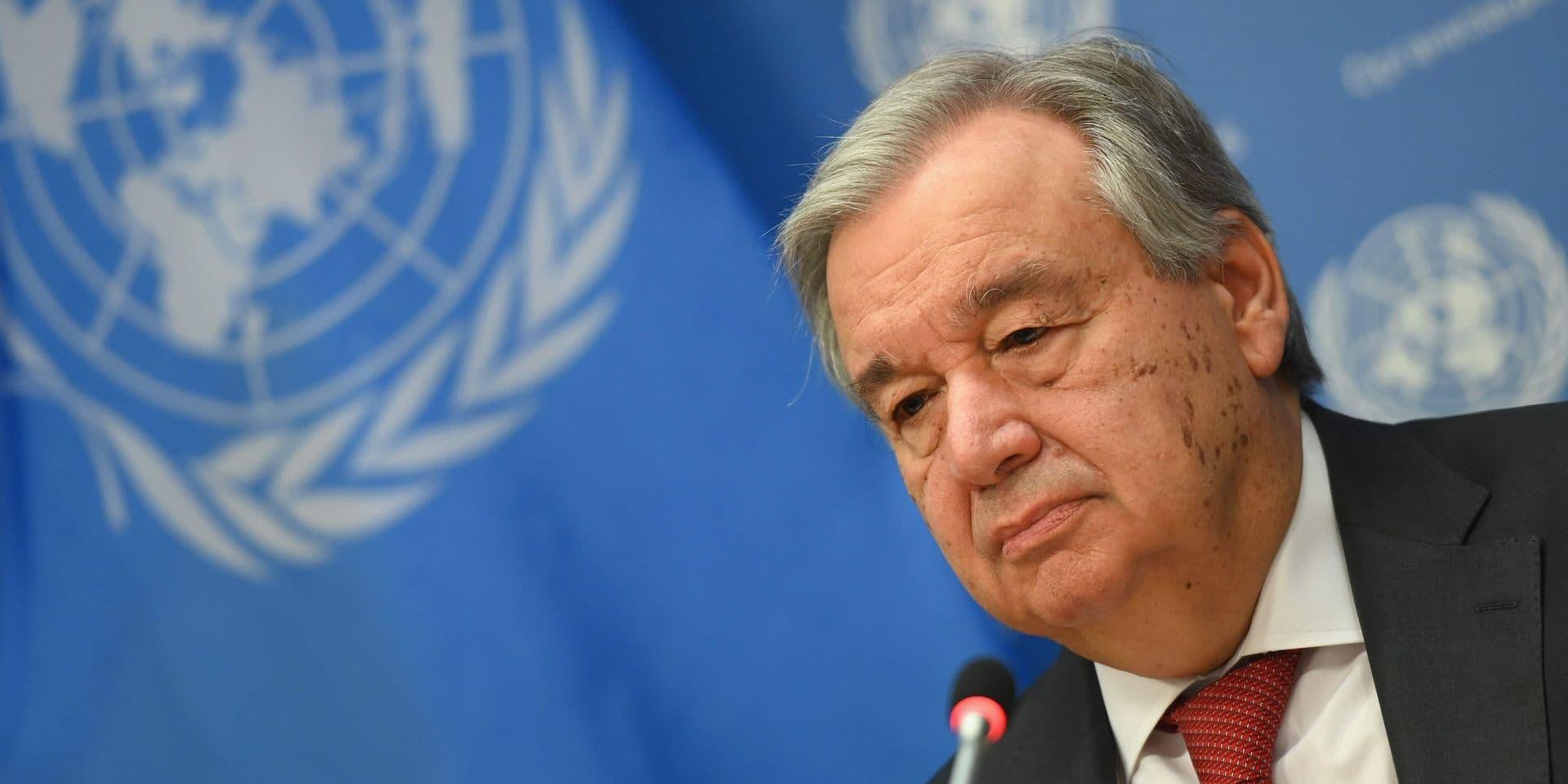 """Le chef de l'ONU """"condamne fermement"""" l'arrestation d'Aung San Suu Kyi"""