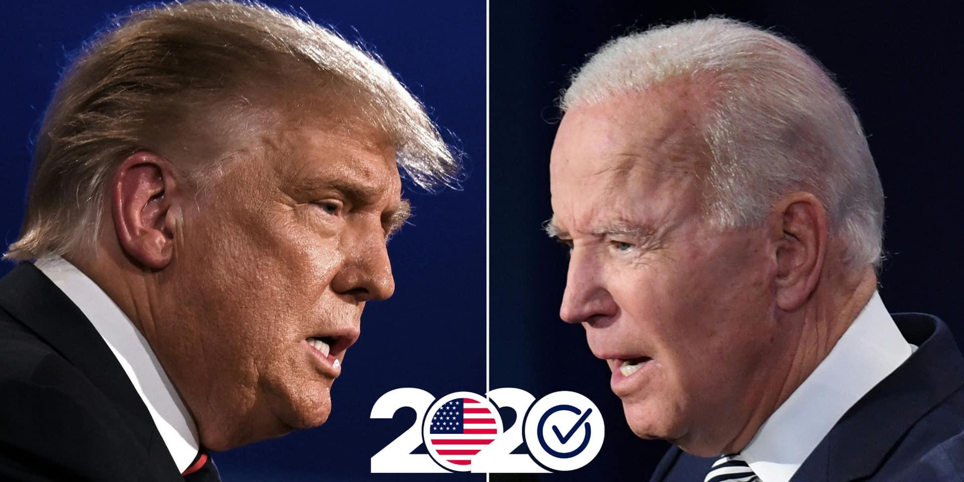 """Suivez l'élection présidentielle américaine avec La Libre : Inscrivez-vous à notre """"Daily News"""""""
