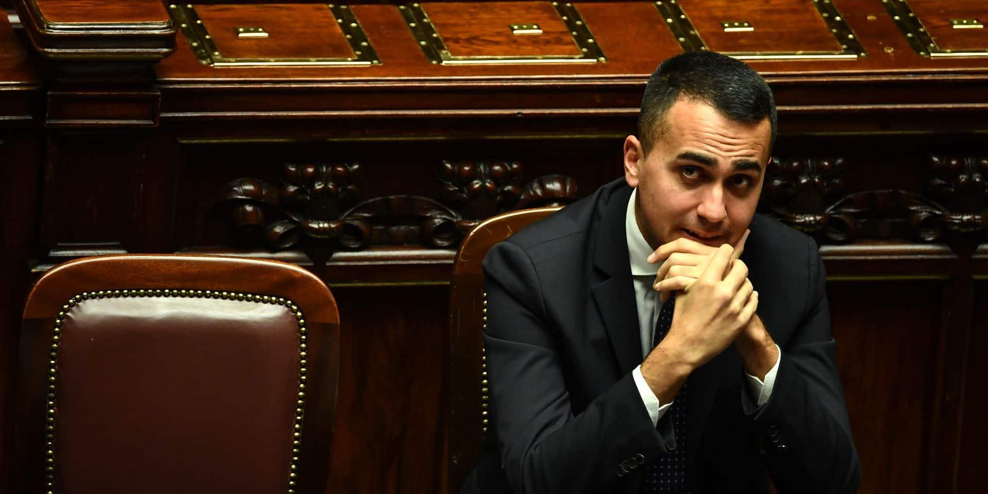 """Les populistes italiens encouragent les """"gilets jaunes"""""""