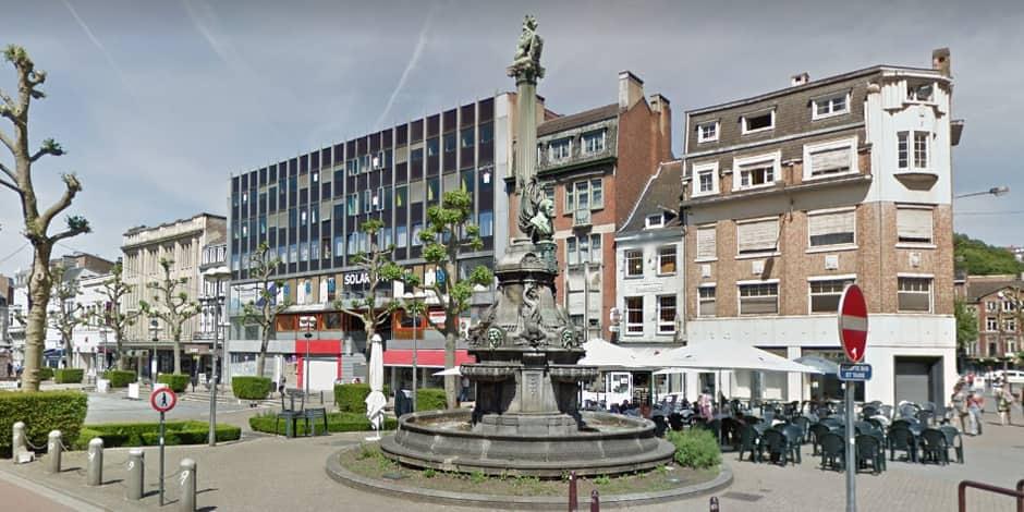 Le cœur d'un ancien bourgmestre de Verviers découvert dans une fontaine