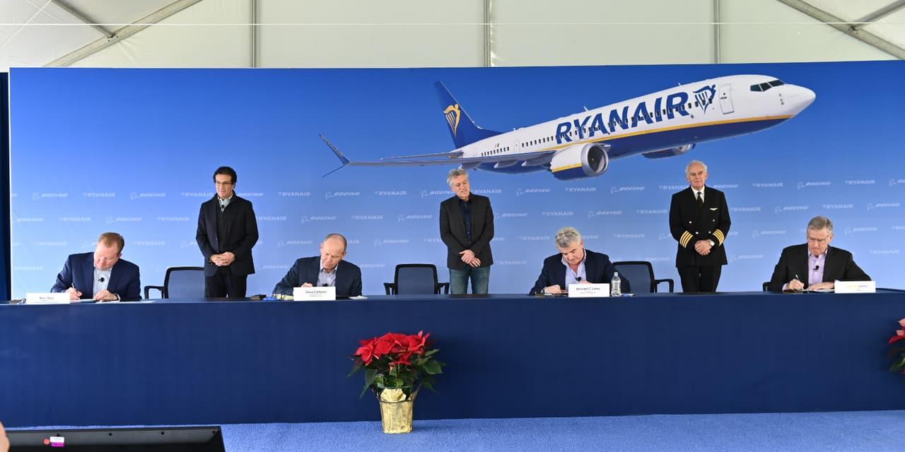 """Michael O'Leary, patron de Ryanair : """"Le 737 Max va nous permettre de proposer des prix encore plus bas"""""""