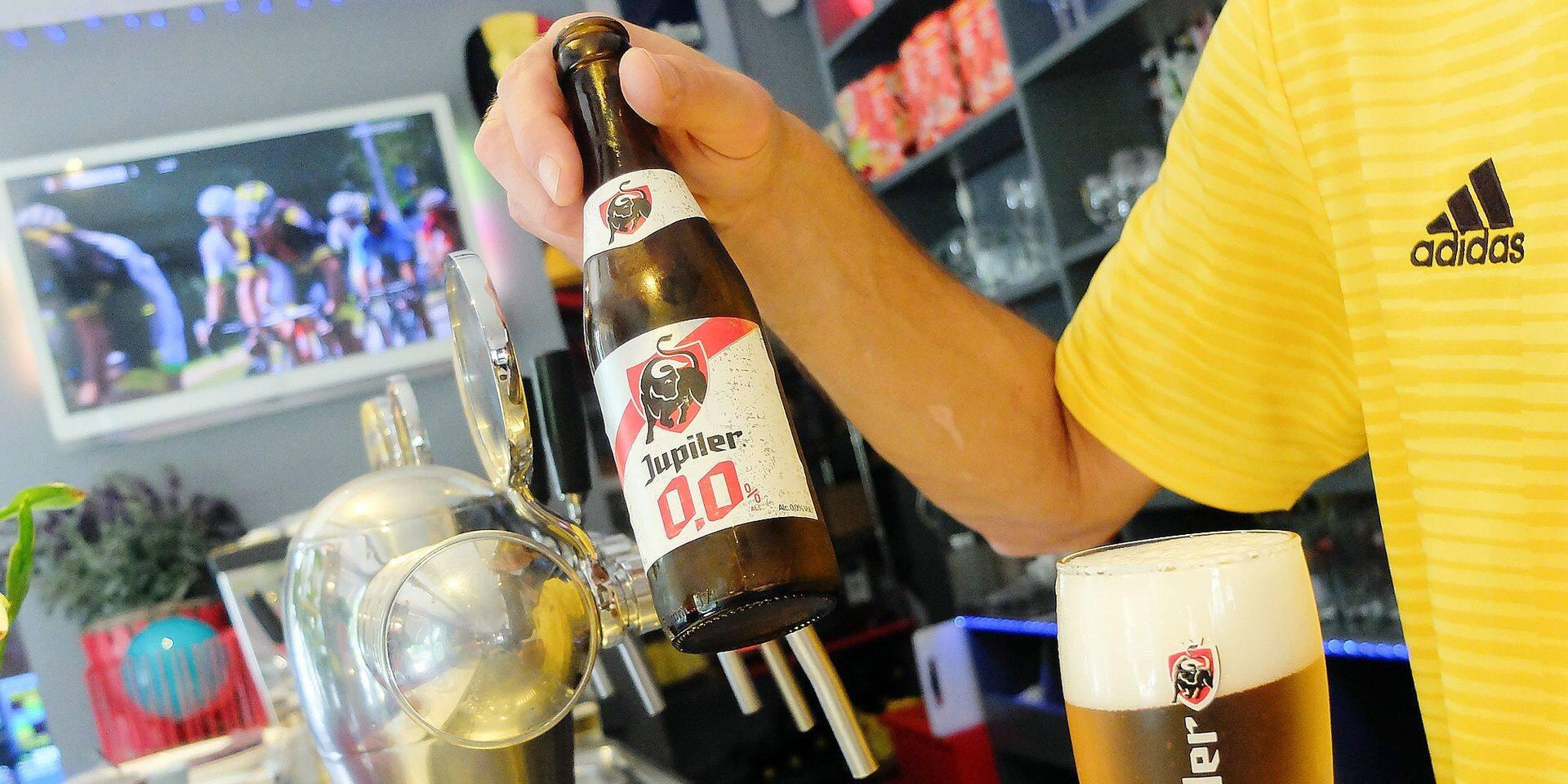 AB InBev a lancé le mouvement des bières sans alcool en octobre2016.