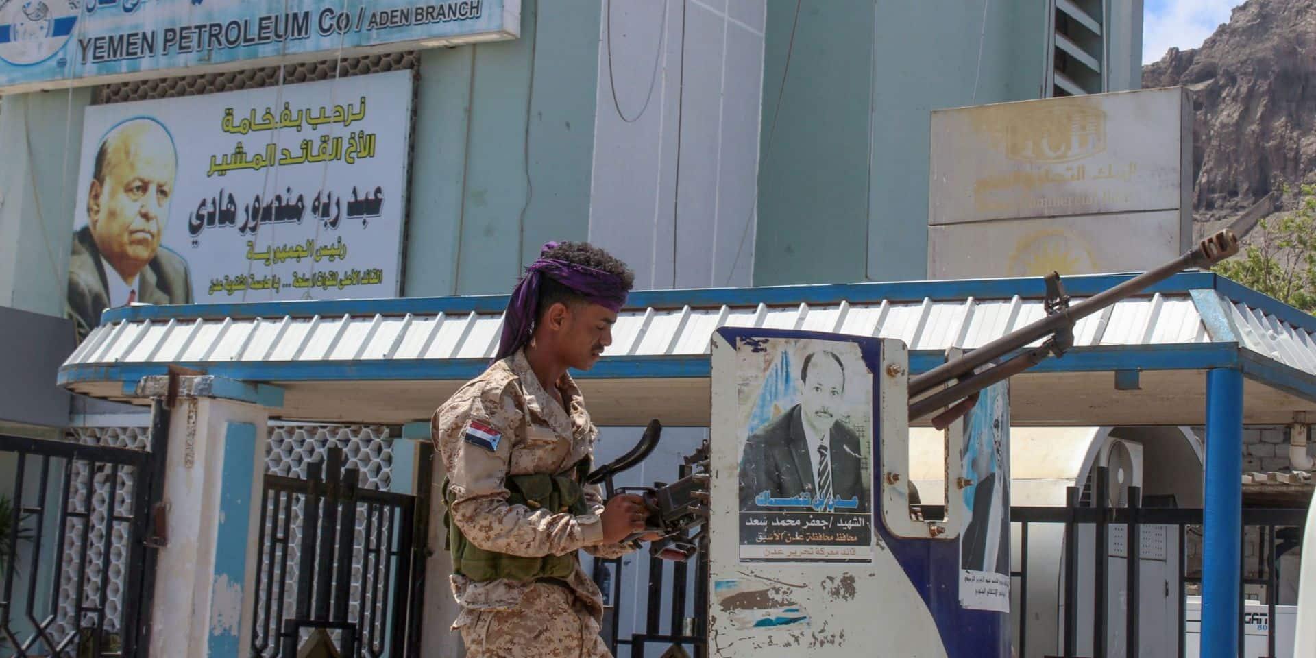 """Yémen: Riyad rejette l'autonomie du Sud et exige """"la fin de toute action entraînant une escalade"""" du conflit"""