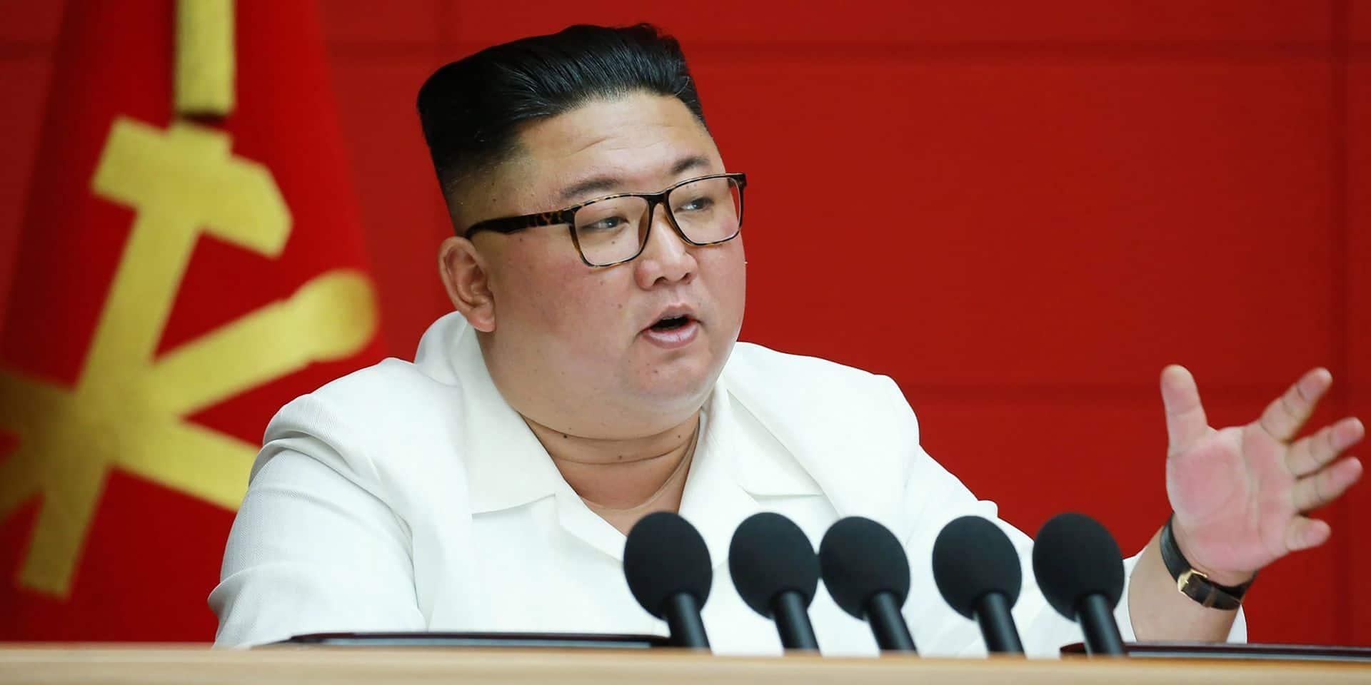 """""""Défaillances"""" sur le plan politique: Kim Jong-un convoque un congrès exceptionnel du Parti"""