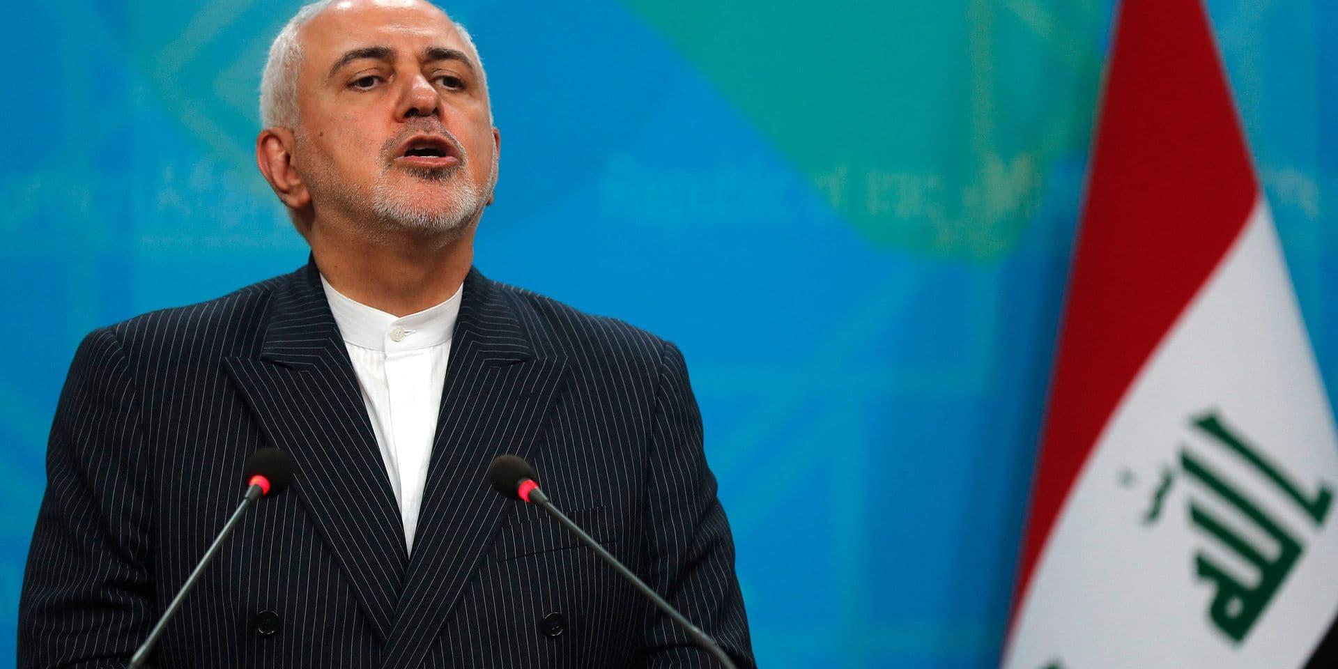"""Discussions sur le nucléaire iranien: la fuite d'un audio vise à créer la """"discorde"""""""