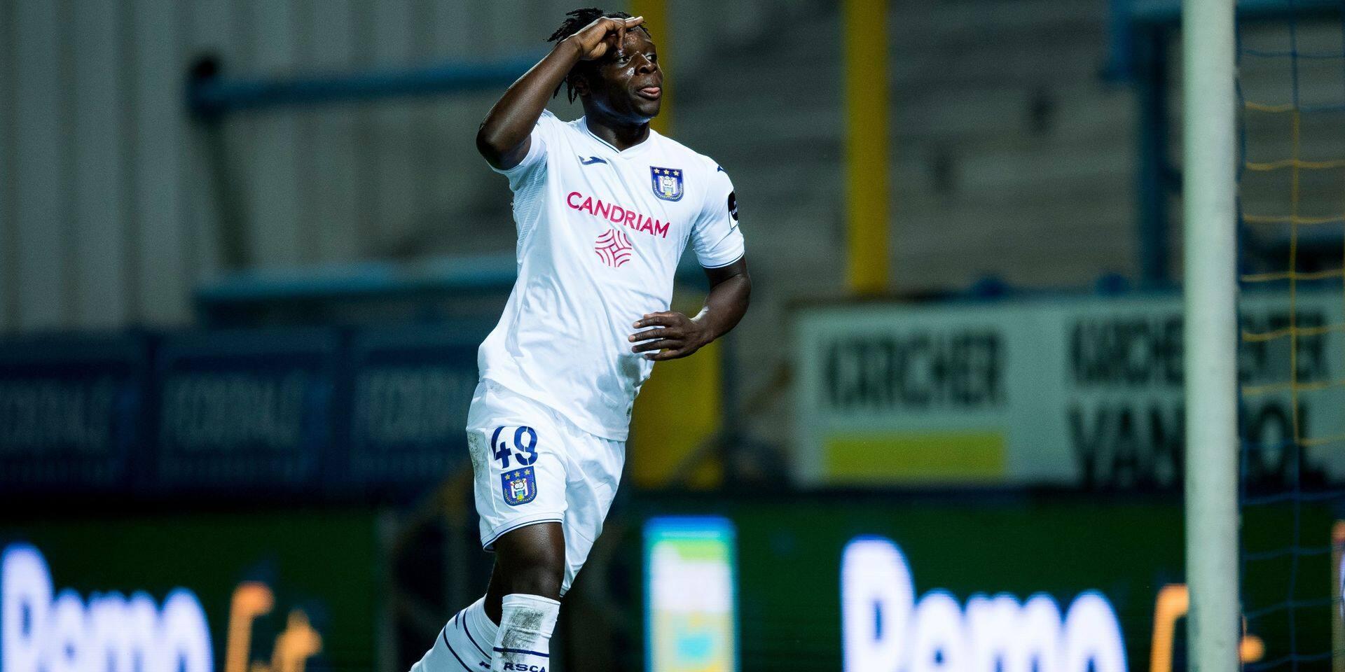 Doku, Amuzu, Dimata, Miazga: week-end de folie(s) au Sporting d'Anderlecht