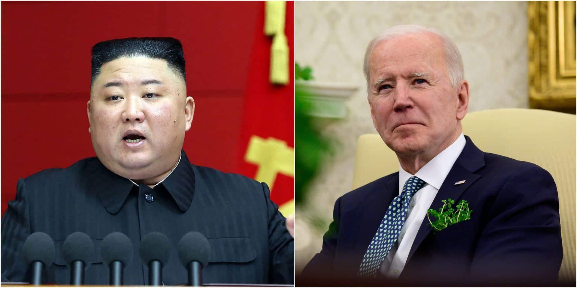 Face à la Corée du Nord, Joe Biden doit prendre en compte un double échec
