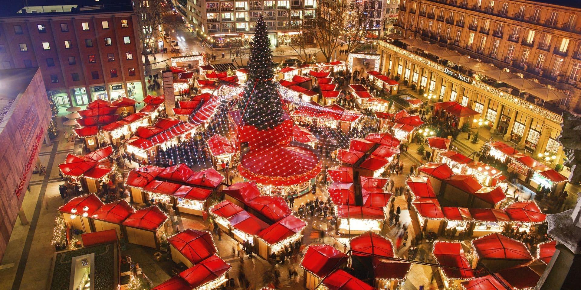 Coronavirus: le marché de Noël de Cologne annulé, l'Allemagne durcit le ton