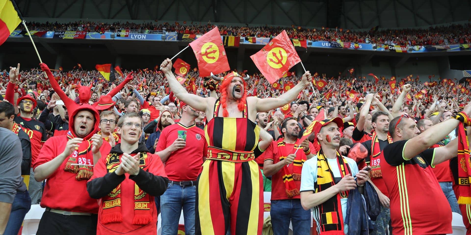 Les fans des Diables boudent l'Euro : ils sont de plus en plus nombreux à rendre leurs billets