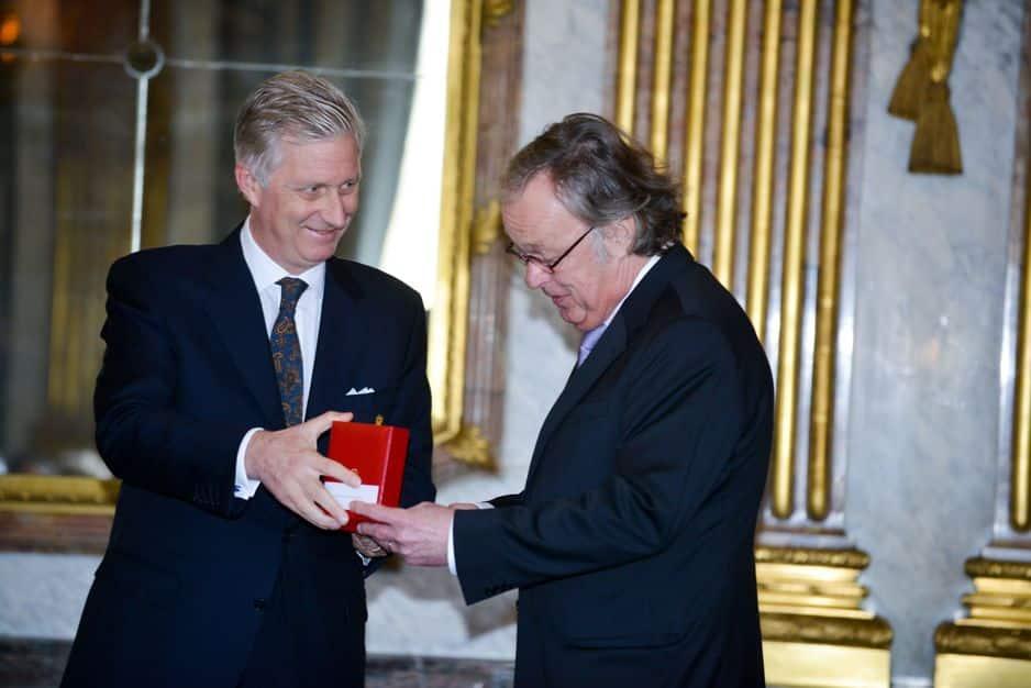 L'hématologue Marc Boogaerts a été nommé Grand Officier de l'Ordre de la Couronne.