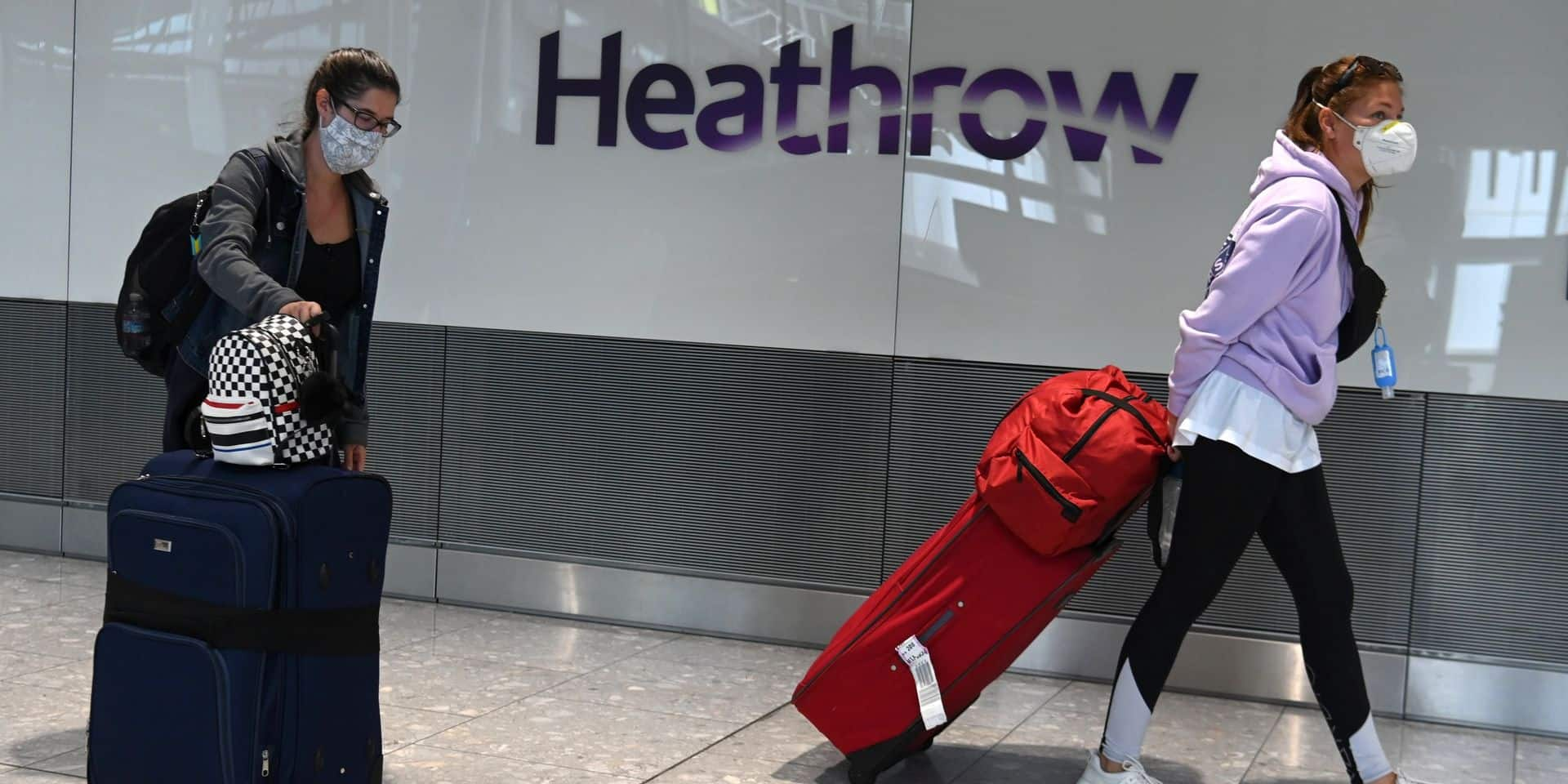 L'aéroport d'Heathrow perd sa place de numéro un en Europe au profit de Roissy-CDG