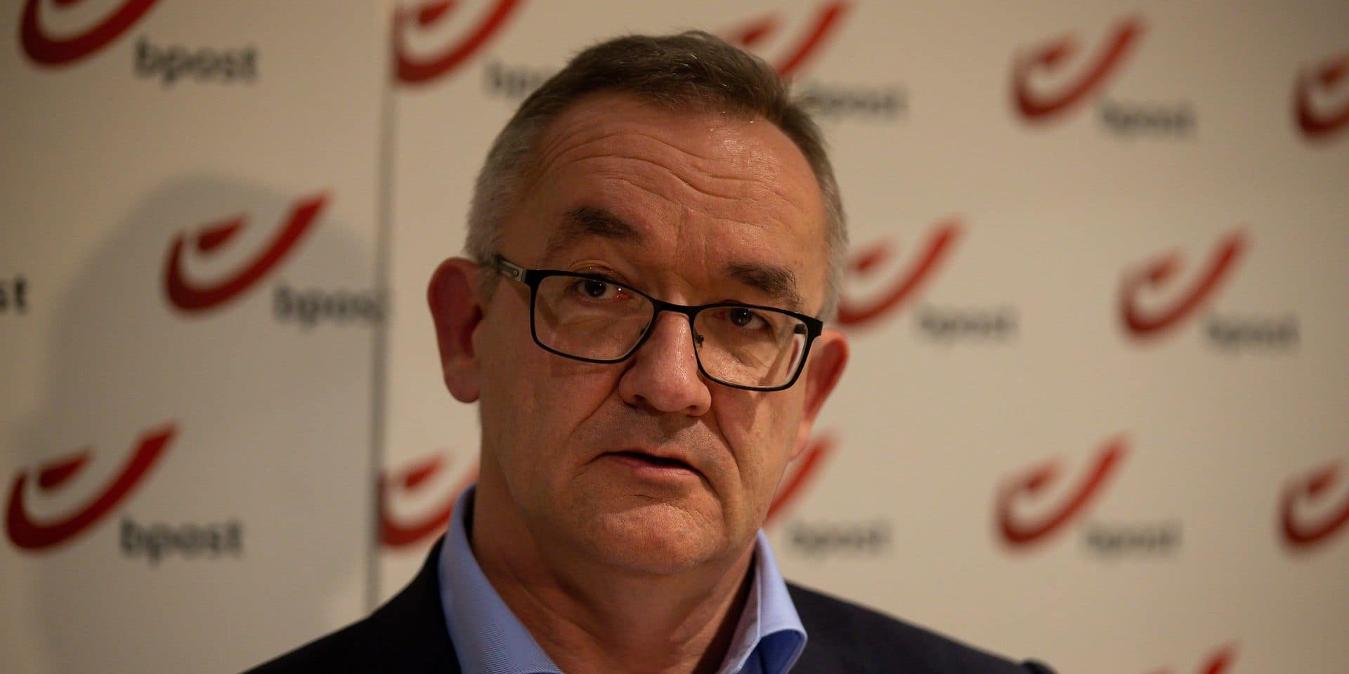 L'ancien CEO de Bpost Jean-Paul Van Avermaet.