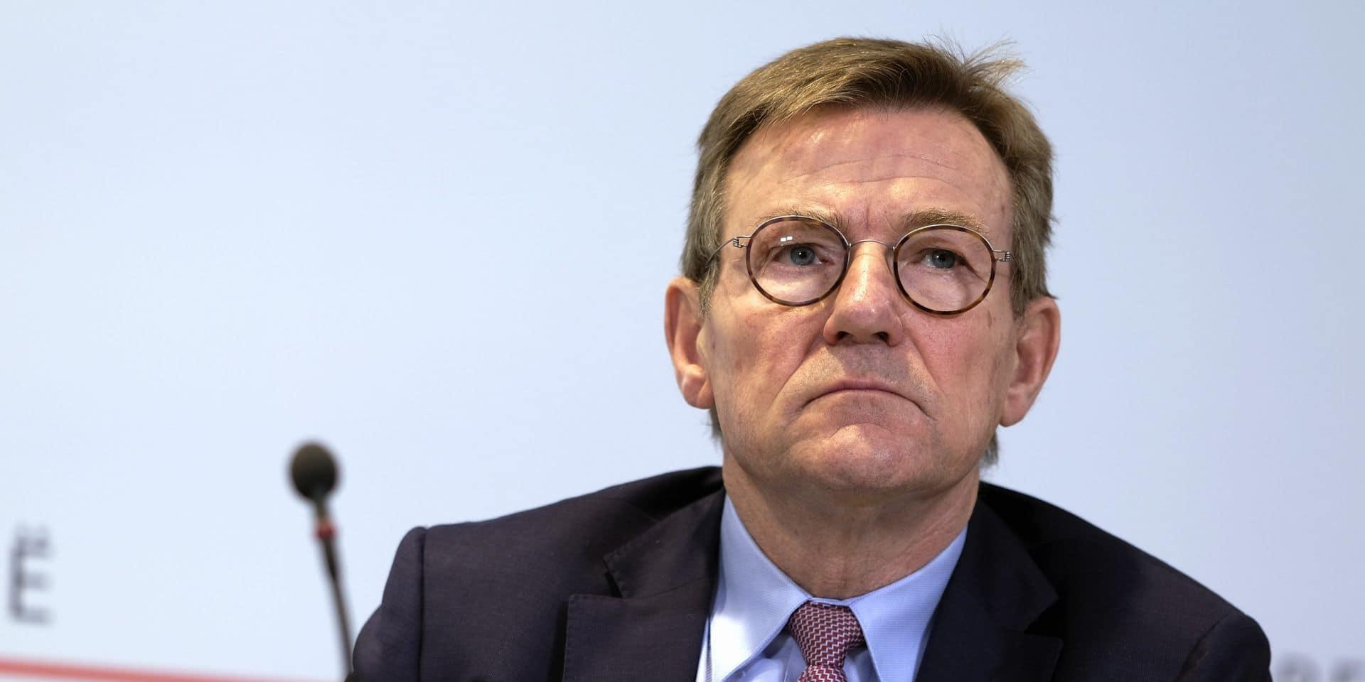 """Johan Van Overtveldt: """"Le plan de relance va poser beaucoup de problèmes"""""""