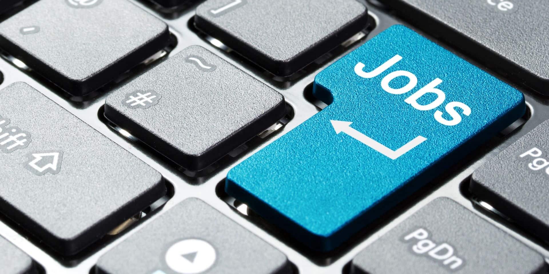 Le nombre d'offres d'emploi a doublé en Flandre