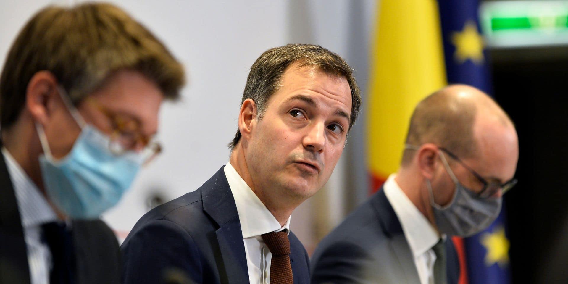 """Alexander De Croo sur les vaccins contre le coronavirus: """"La Belgique va jouer un rôle important"""""""