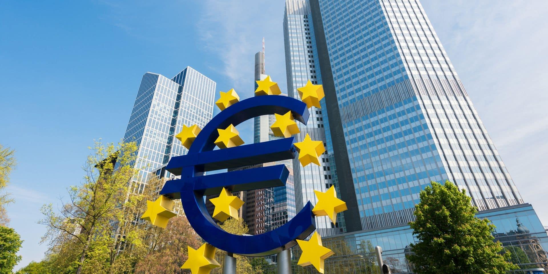 La BCE devrait garder le rythme pour accompagner l'embellie économique