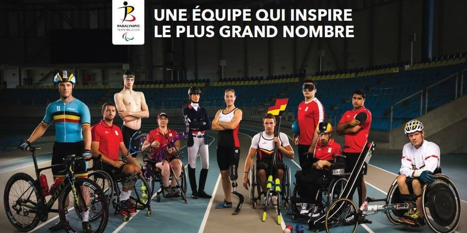 Quiz Paralympic Team Belgium