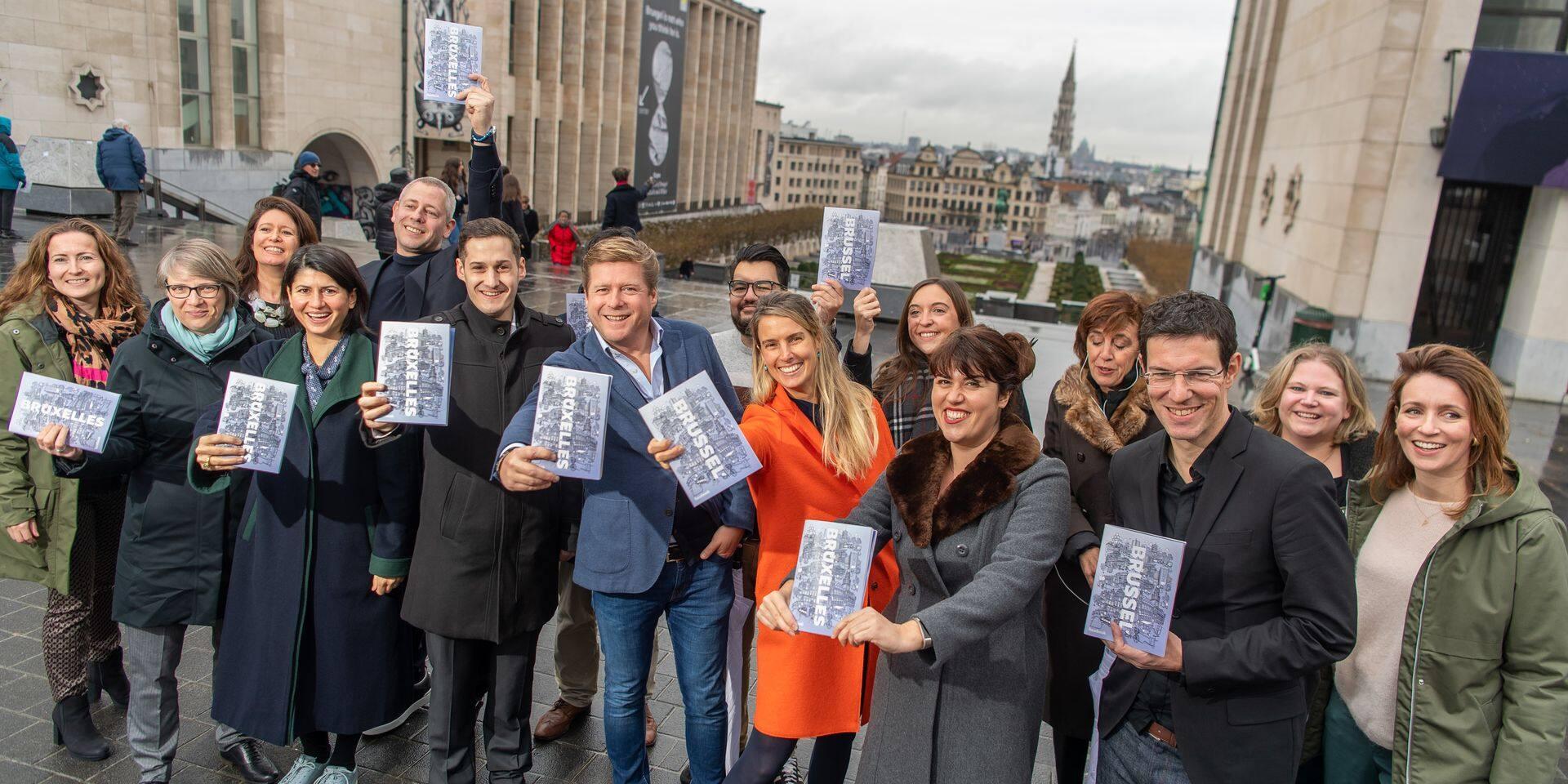 Un guide de Bruxelles par ses groupes Facebook