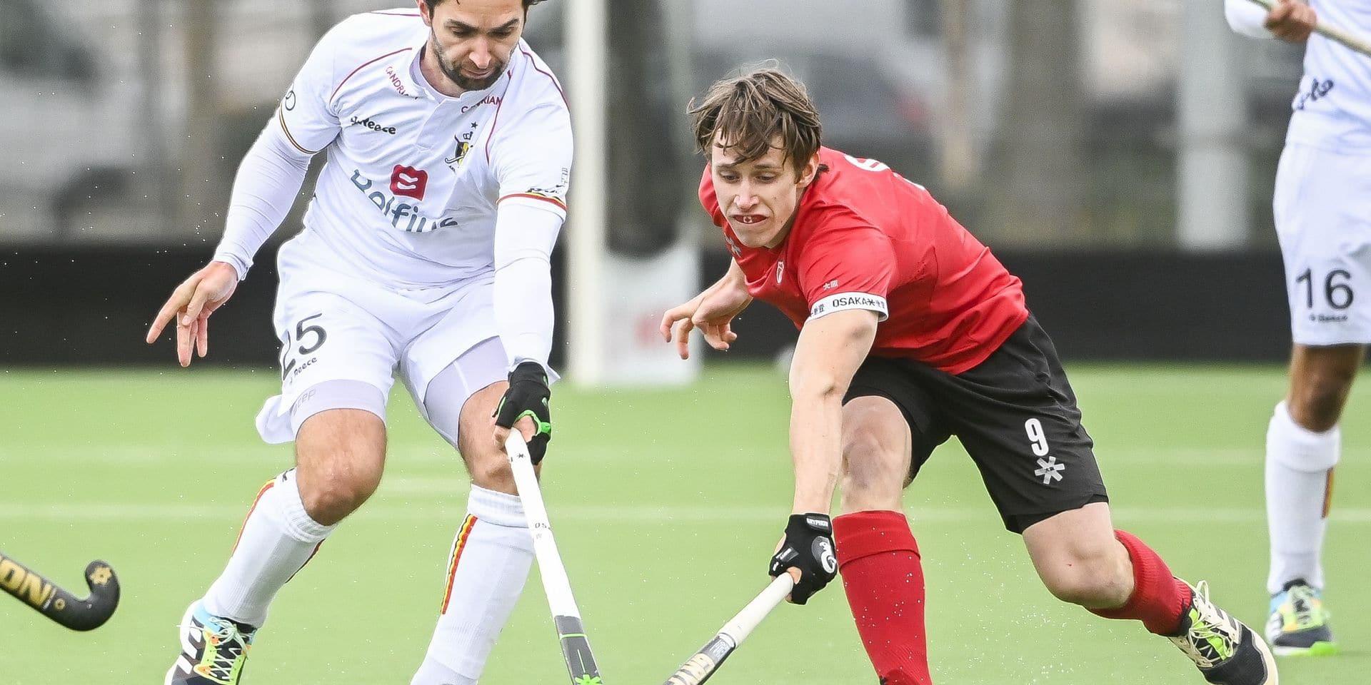 Les Red Lions dominent largement le Canada en match préparatoire aux JO