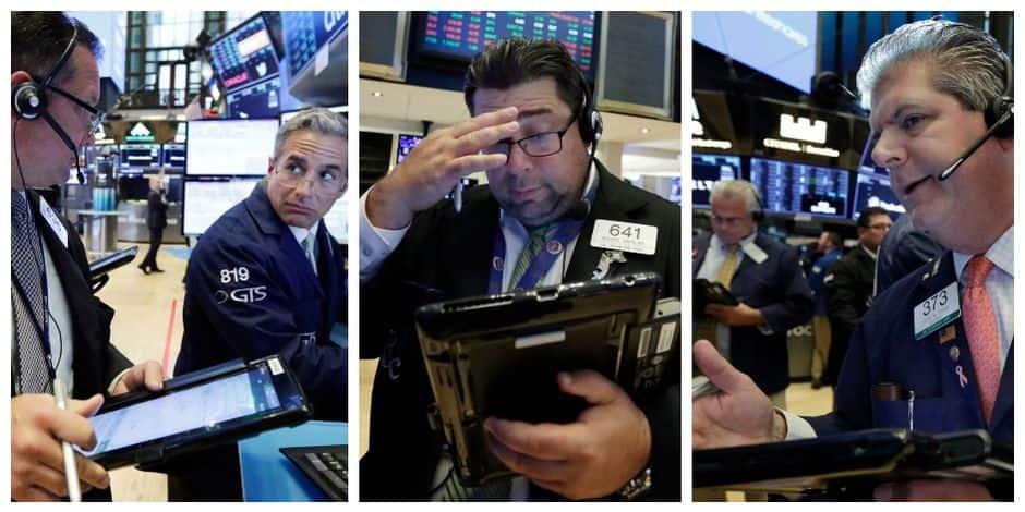 Facebook, Twitter et Google, dans une mauvaise passe, minent Wall Street