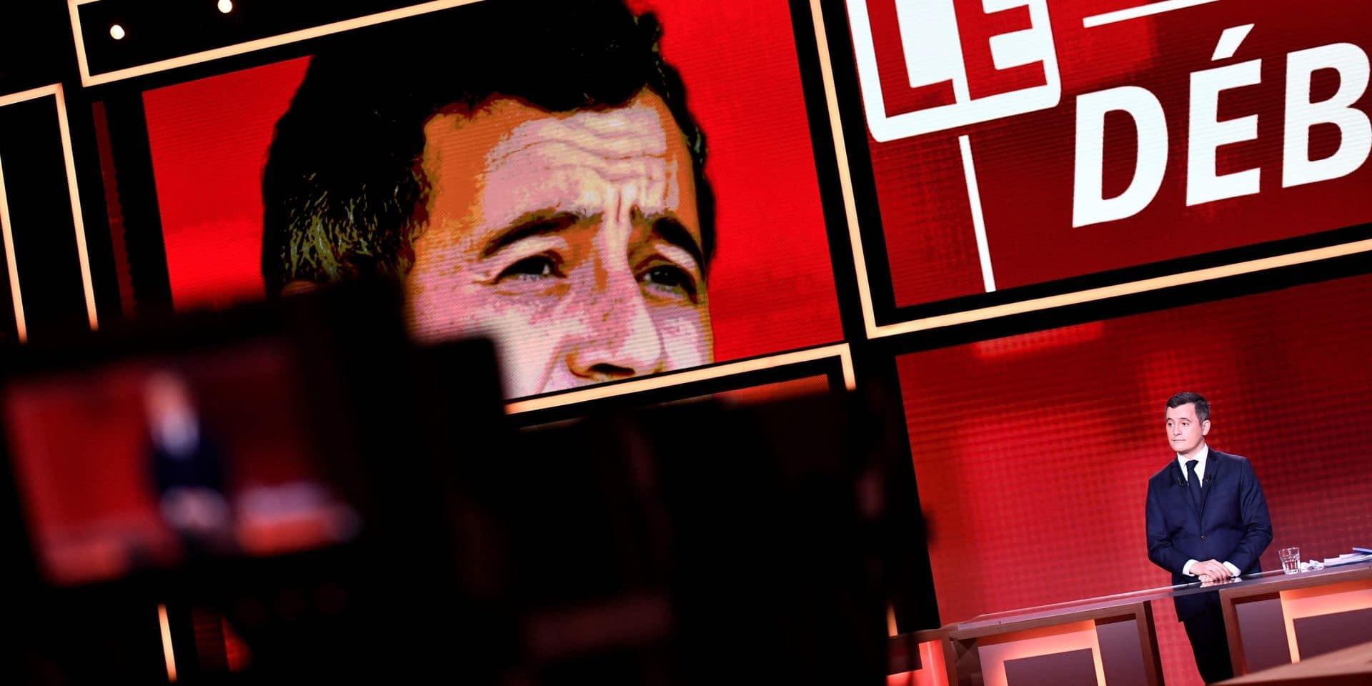Malaise au sein de la majorité française après le débat de Darmanin contre Marine Le Pen