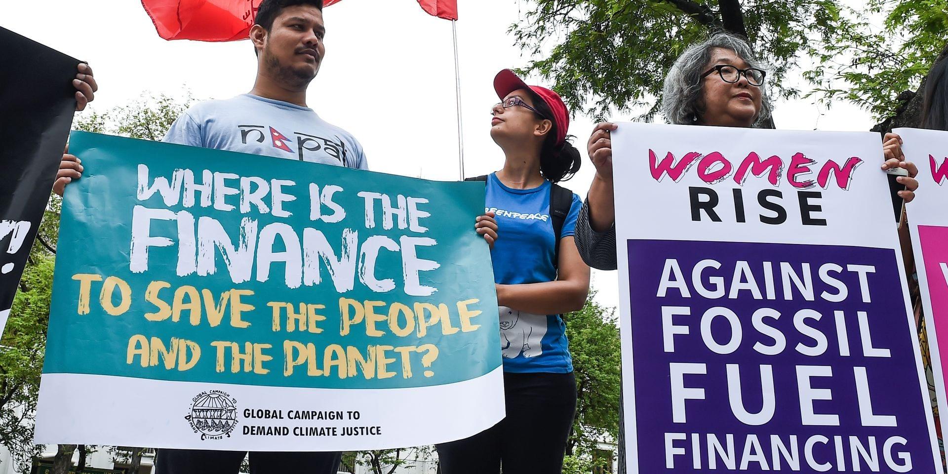 Climat: Les négociations à Bangkok butent sur le financement des efforts climatiques