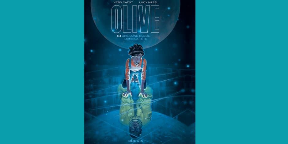 Remportez la bande-dessinée Olive