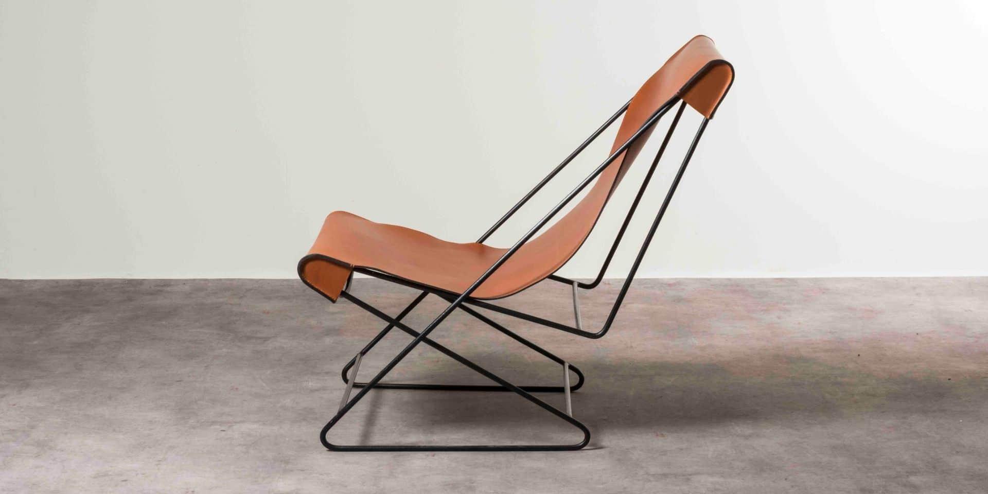 "Les meubles ""brutalistes"" de Lina Bo Bardi"