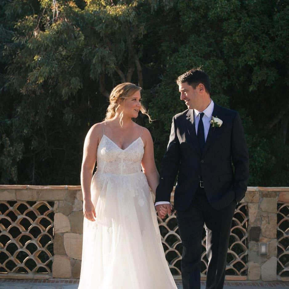 A peine trois mois après un coup de foudre, le couple s'est marié le 13 février