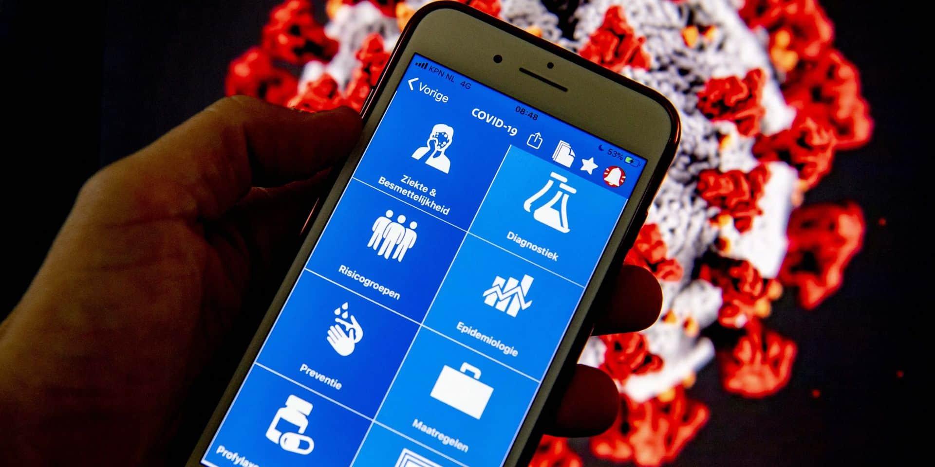 Coronavirus : la Belgique veut 2.000 enquêteurs pour faire face à la crise