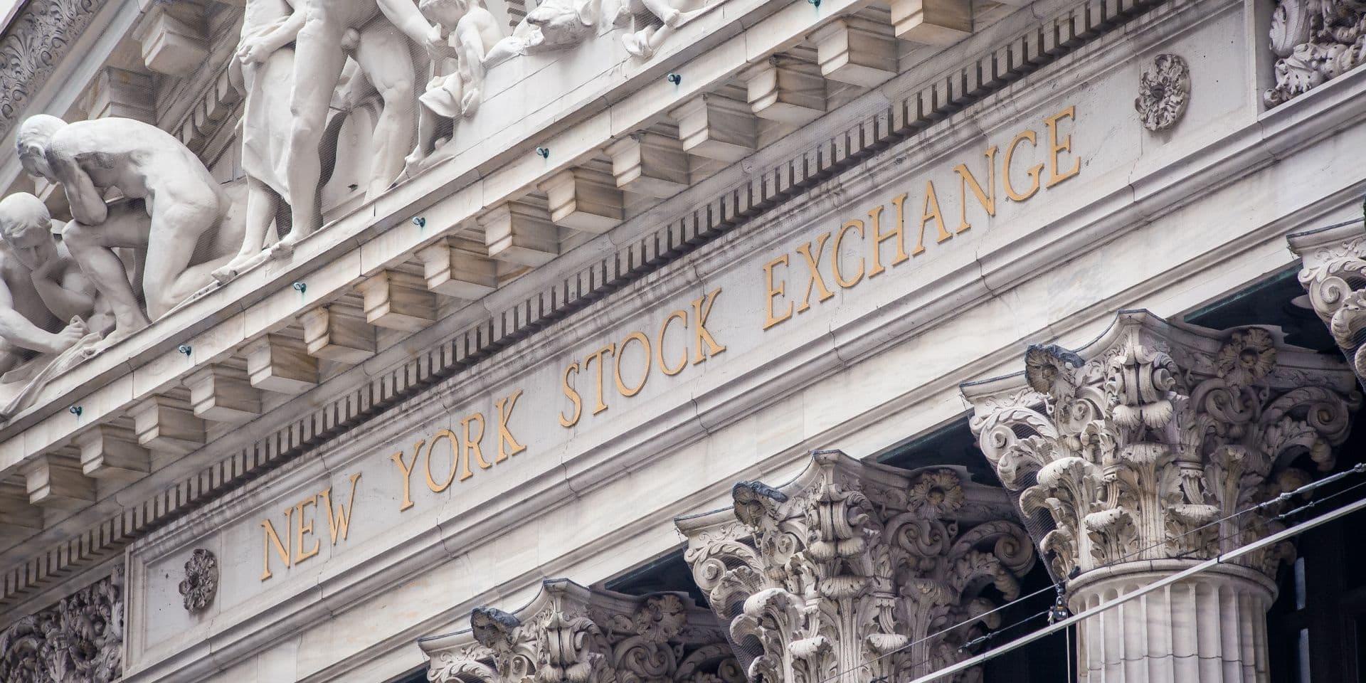 Wall Street repart en légère baisse