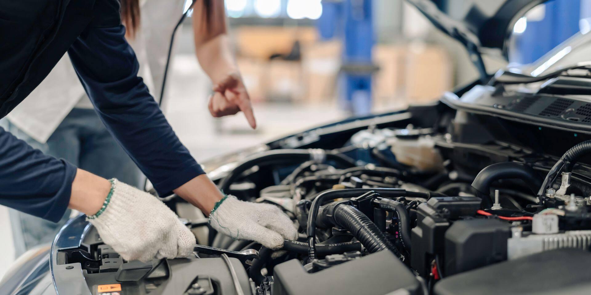 Continuer à se former est essentiel dans le secteur automobile qui fait face à d'importants défis.