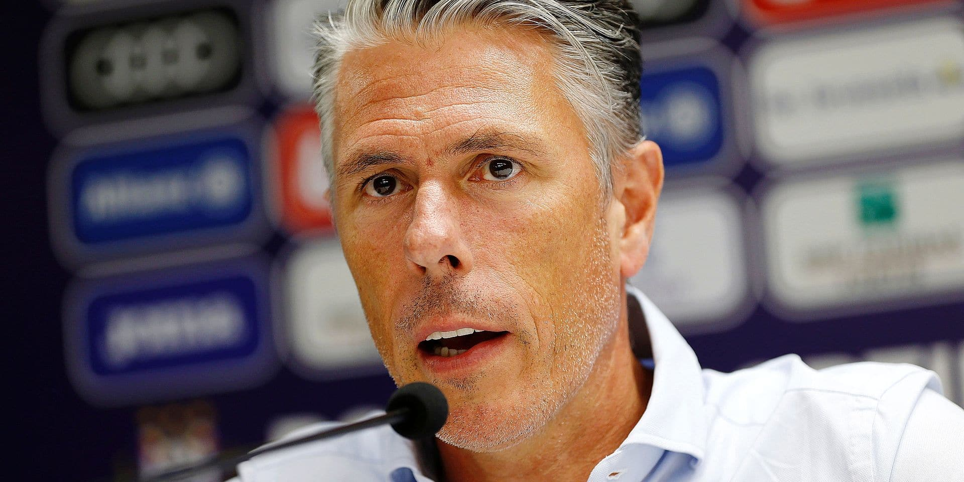 Press conference of the RSC Anderlecht - 07082019