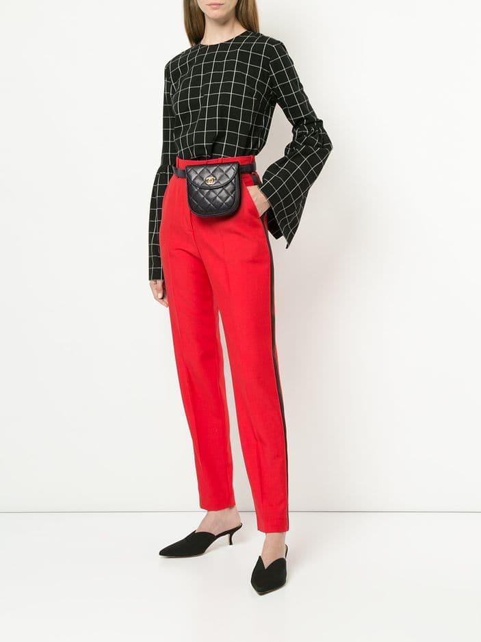Farfetch. Chanel Vintage.                         5 594 euros