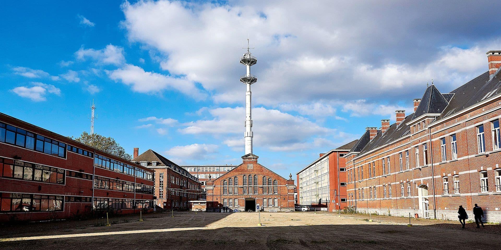 A Bruxelles, 6,8 millions de mètres carrés sont vides... et si on les occupait?