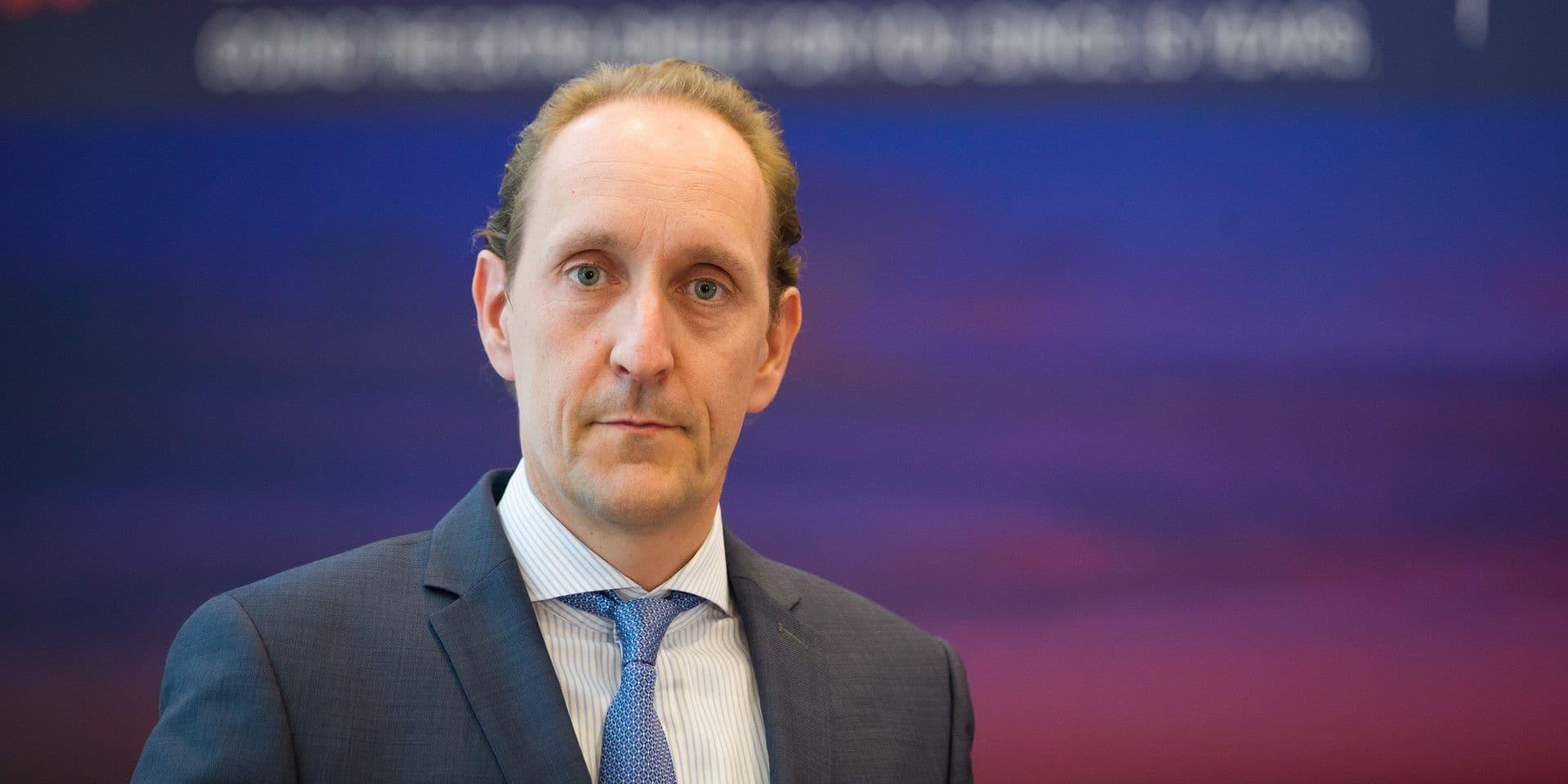 """L'aide financière belge est """"une pièce essentielle pour notre survie"""", avance le CEO de Brussels Airlines"""