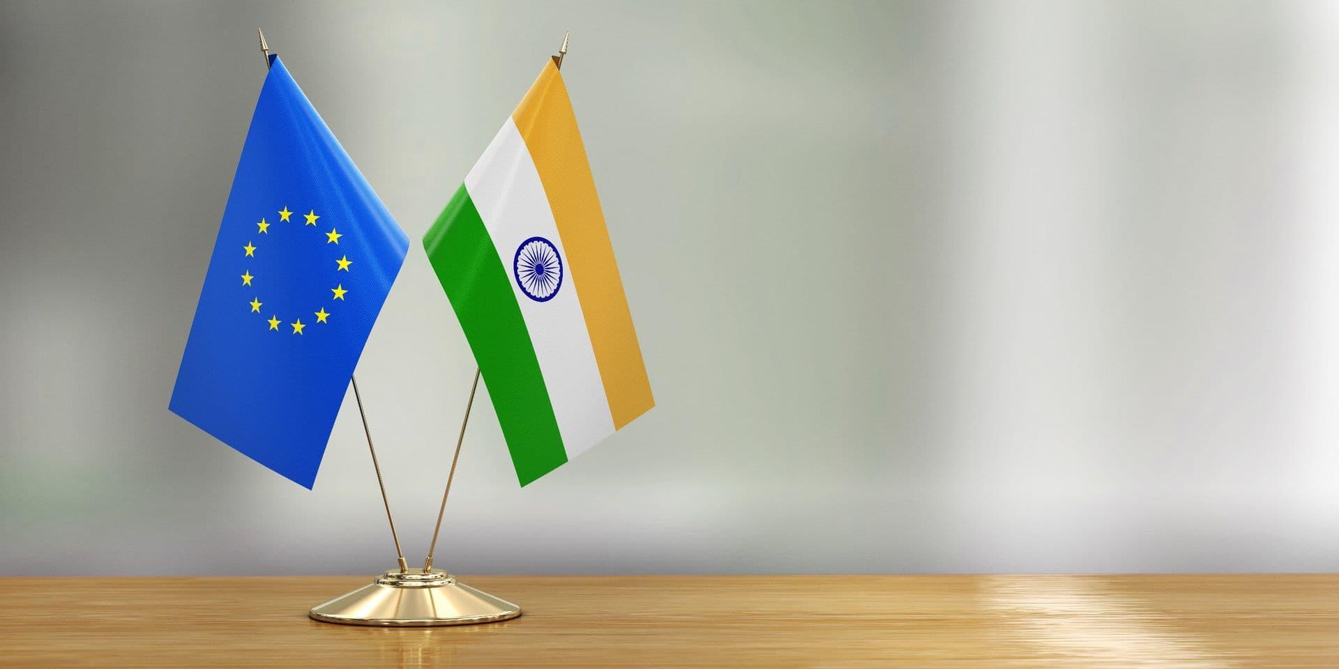 Huit ans plus tard, l'UE et l'Inde se remettent à table pour conclure un accord de libre-échange