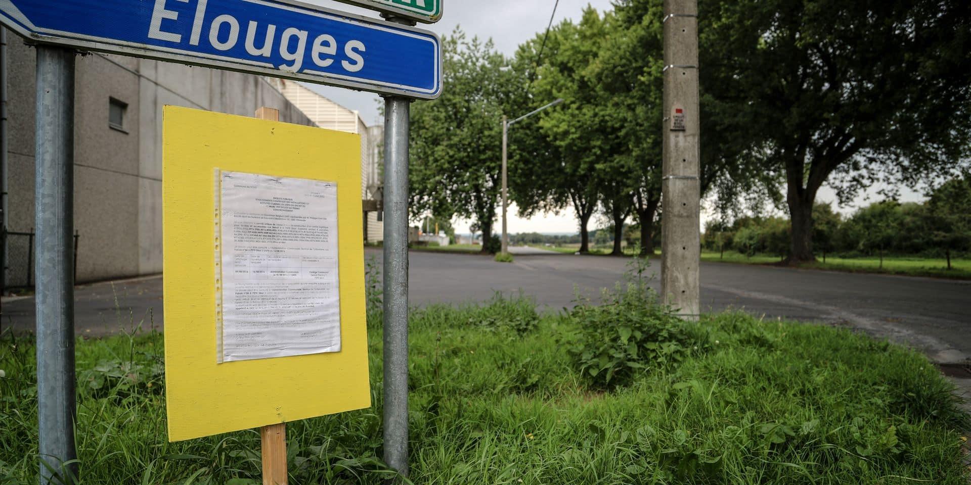 Communales 2018 à Dour : Les zonings de Dour n'affichent pas complet
