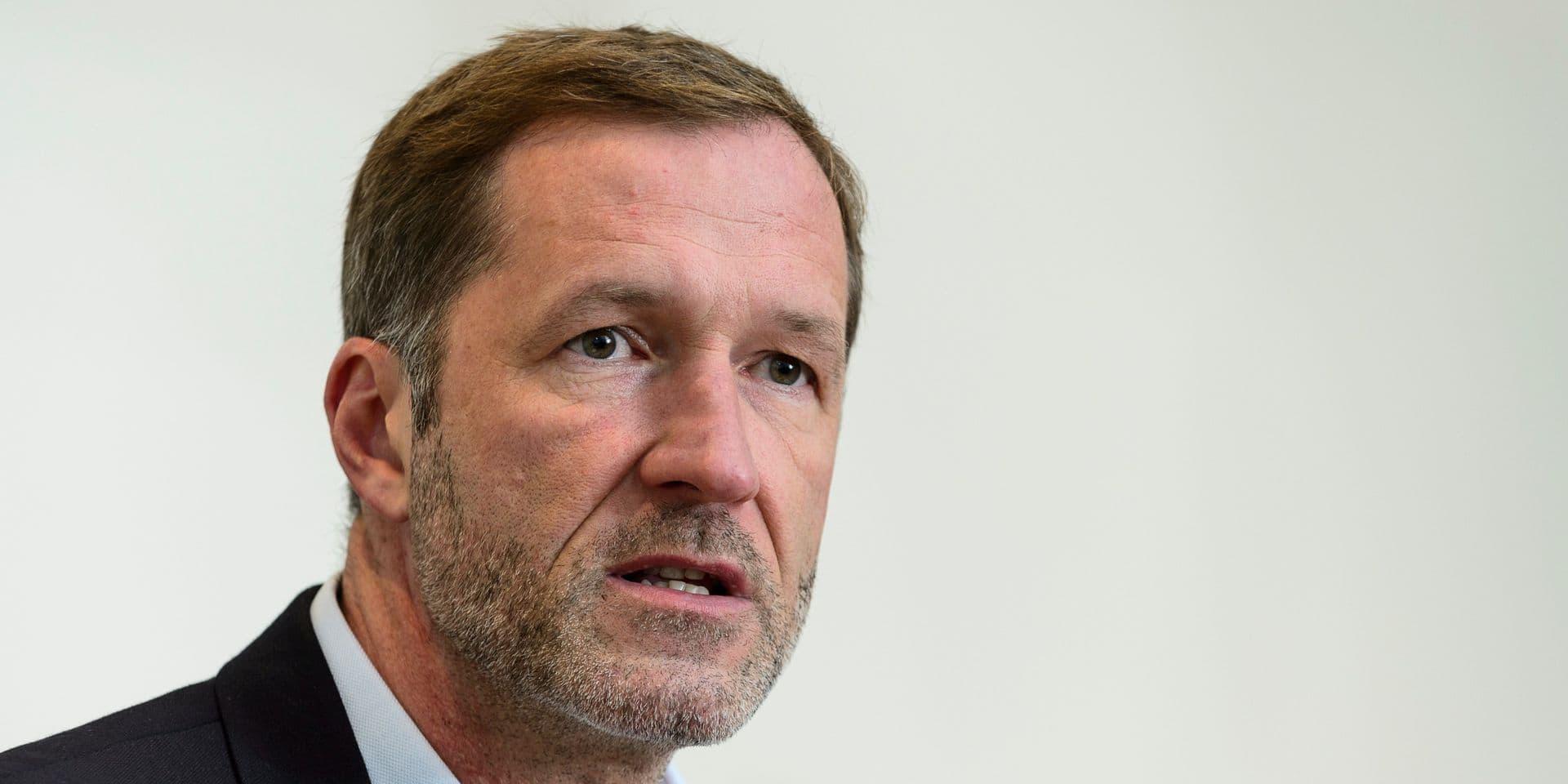 Paul Magnette espère un nouveau gouvernement d'ici la fin septembre