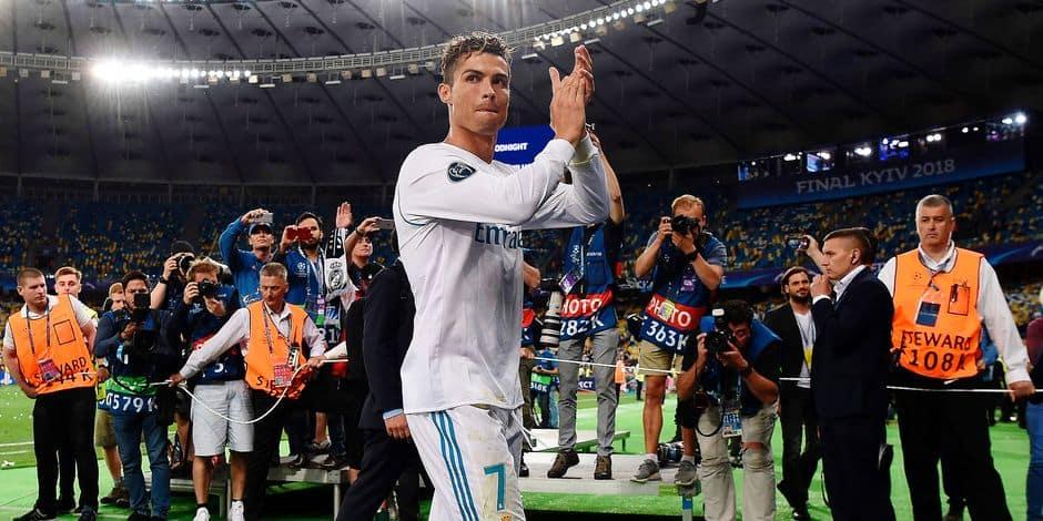 Pourquoi Cristiano Ronaldo s'en va du Real Madrid - La Libre