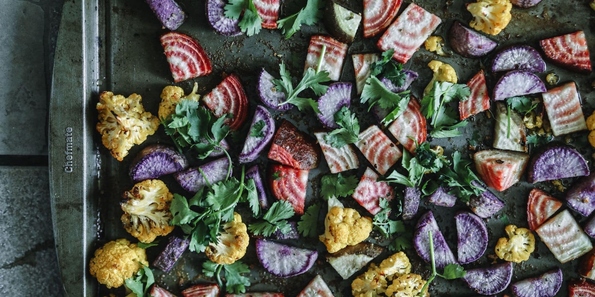 Les légumes de saison en mars : On va pouvoir manger autre chose que du chou, des poireaux et des carottes !
